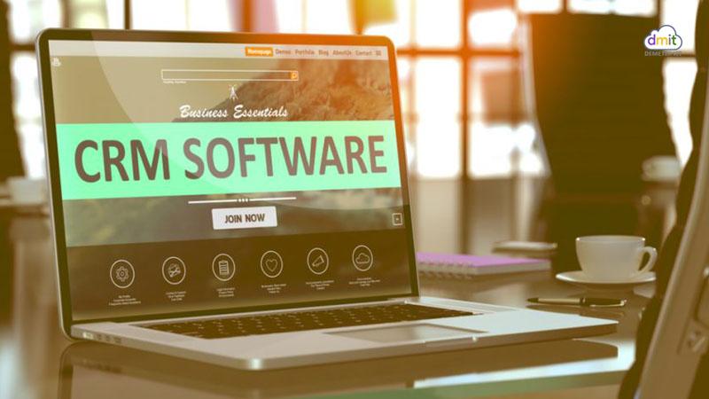 ซอฟต์แวร์ CRM